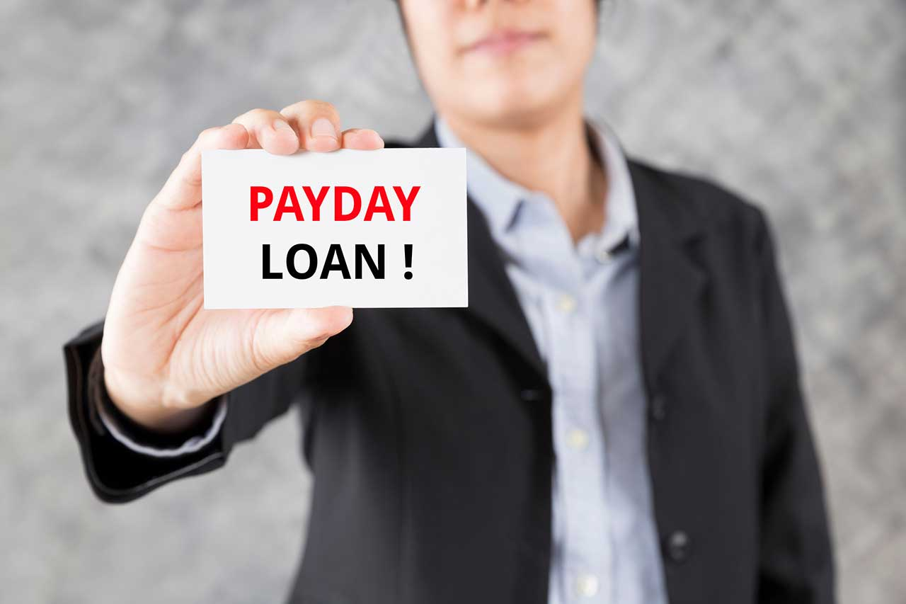 Bad Debt Payday Loan