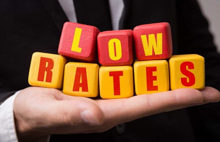 The refinancing rate